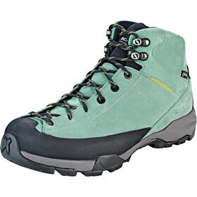 Scarpa Mojito Hike Plus GTX Zapatillas Mujer, lichen green
